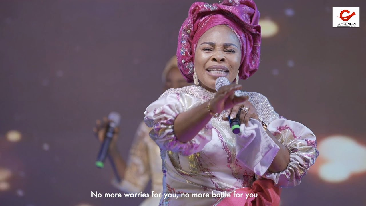 Download ALTER OF PRAISE AND WORSHIP -TOPE ALABI 1st MINISTRATION AT PRAISE THE ALMIGHTY 2021