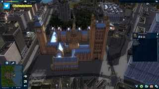 Todos los landmarks gratis!! - Mapa Bravil City 1.4. | CITIES IN MOTION 2 |