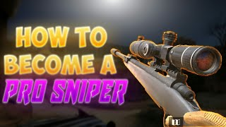 How To Become A Pro Sniper In Standoff 2 !