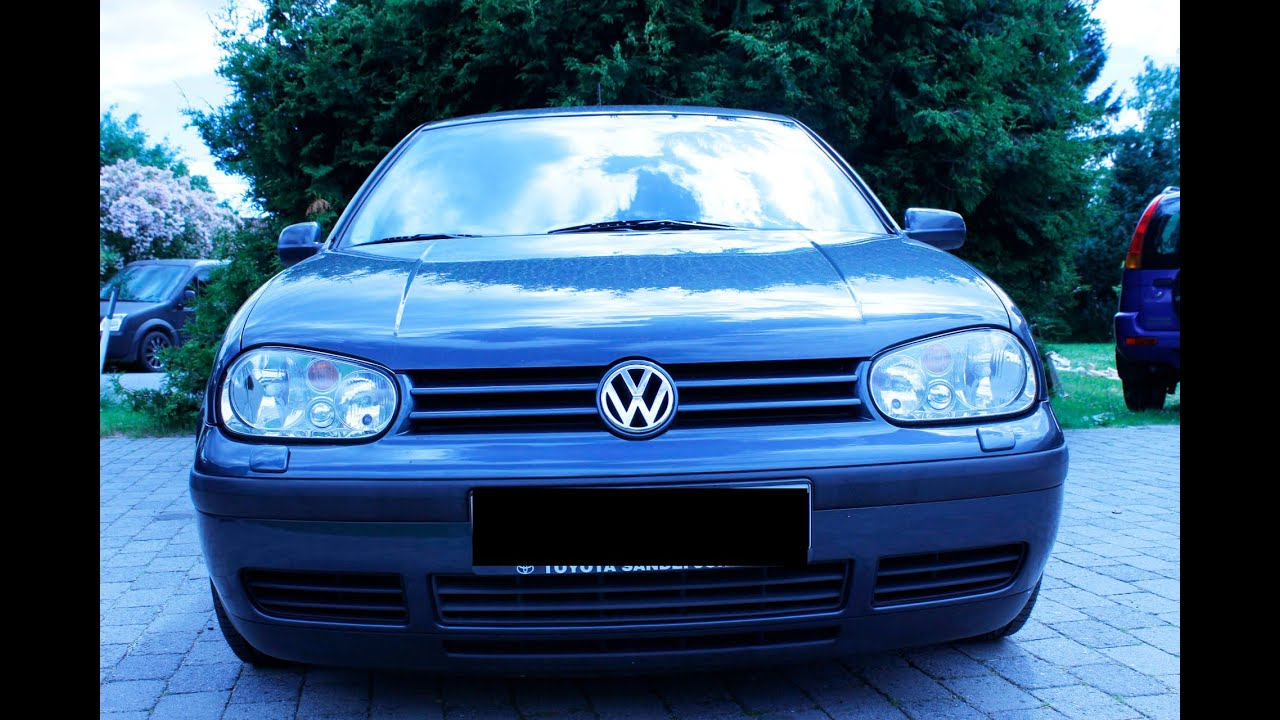 vw golf iv hvordan bytte pollenfilter 1997 til 2005 mod. Black Bedroom Furniture Sets. Home Design Ideas