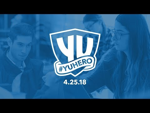 Yeshiva University 2018 Giving Day (#YUHero)