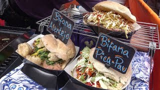 Sandwiches from Algarve and Portugal. London Street Food