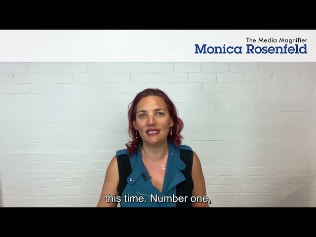 Border buzz: Tips to gain mass media exposure
