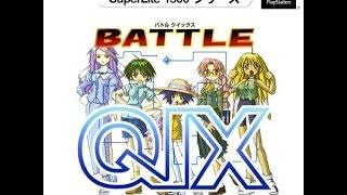 BATTLE QIX PS1
