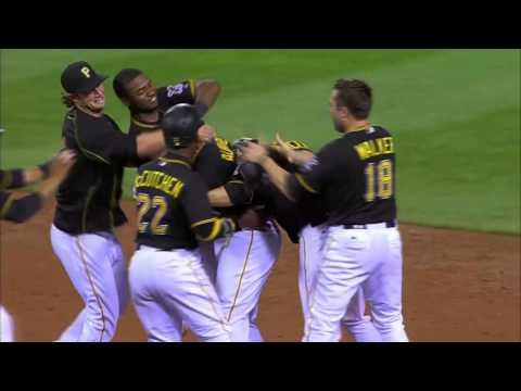 Pittsburgh Pirates 2015 Wild Card Game Pump Up