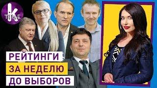 Рейтинг Зеленского снова идёт в отрыв. Новый опрос - #47 Влог Армины