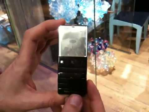 Sony Ericsson Xperia Pureness - Hands on