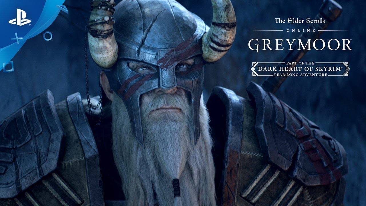 The Elder Scrolls Online | The Dark Heart of Skyrim Announcement Cinematic Trailer | PS4