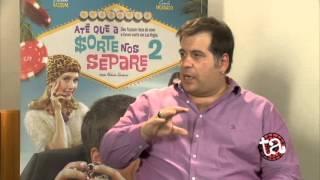 Entrevista - Até Que a Sorte Nos Separe - Leandro Hassum