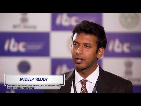 Jaideep Reddy - Emerging Leader, Nishith Desai Associates, Talks At IBC 2018