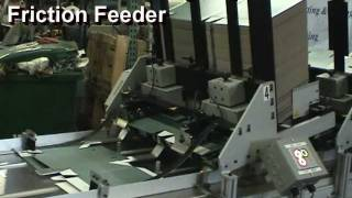 Superior-PHS XM-30 Wide Format Friction Feeder