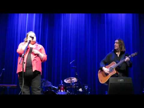 Fast As I Can, Alan Doyle w. CA Fowler, So Let's Go Tour St. John's Show, Holy Heart Theatre