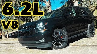 2018 Chevrolet Tahoe RST Review | Test Drive Tuesday on Truck Central