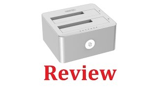UNITEK Aluminum External Hard Drive Docking Station Review
