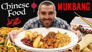 I ate my favorite CHINESE FOOD | MUKBANG