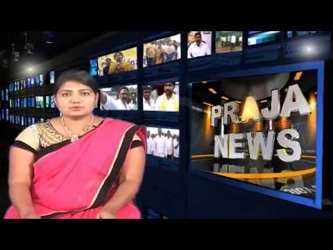 Praja Cable TV// News Bulletin // March 9th// 2018