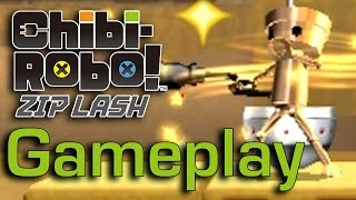 Chibi-Robo! Zip Lash - Super Chibi Gameplay
