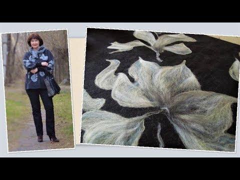 Как удлинить пальто: нужен совет! Покажу, как раскладываю цветы