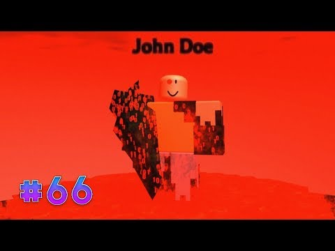 SCARING PEOPLE AS JOHN DOE |ROBLOX EXPLOITING #66