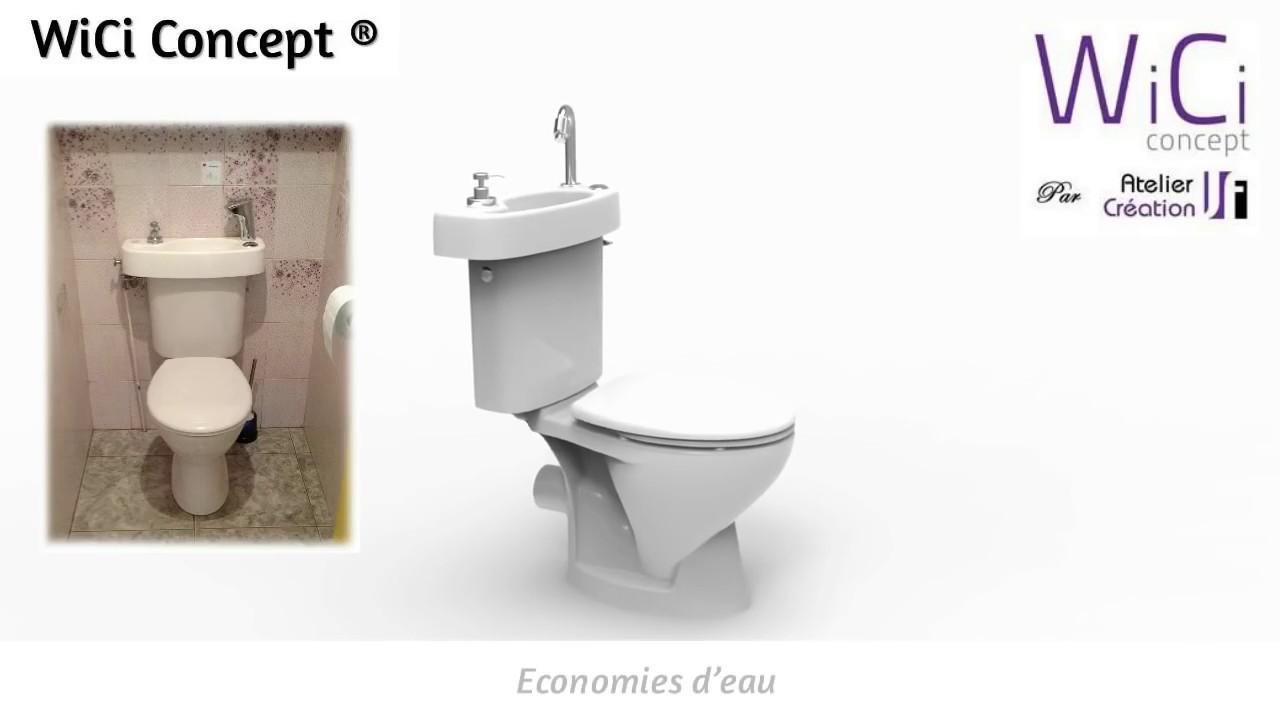 Lave Main Sur Wc Existant la gamme des formidables wc lave mains wici concept