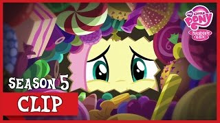 Fluttershy's First Nightmare Night (Scare Master) | MLP: FiM [HD]