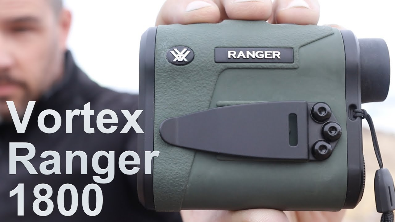 Why The Vortex Ranger 1800 Is The Most Valuable Tool In My Range Bag