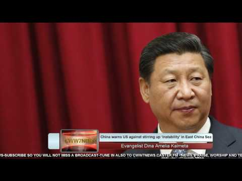 China sails warships near islands Mattis vowed to defend for Japan and more breaking news!