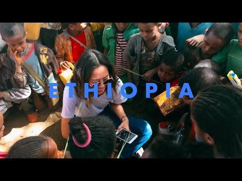 ETHIOPIA with charity: water | Song of Style