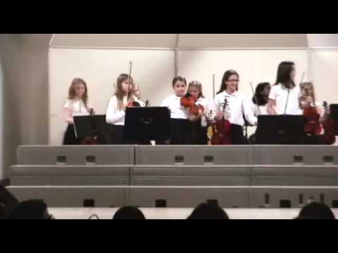 Loudoun Country Day School Winter Music Program - Fourth Grade