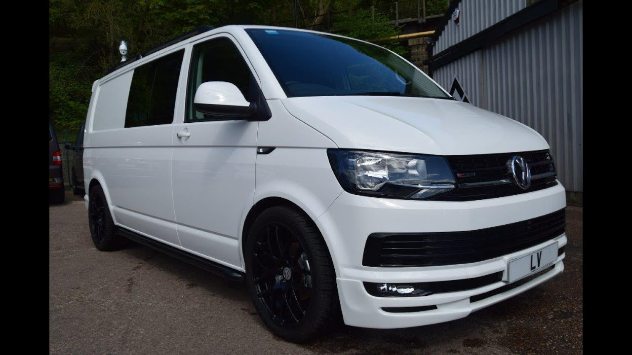 2015 65 vw transporter t6 lwb 4motion sportline pack kombi for sale youtube. Black Bedroom Furniture Sets. Home Design Ideas