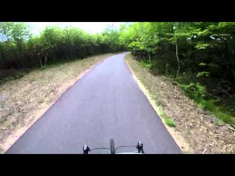 Paul Bunyan Trail- Baxter To Crow Wing State Park