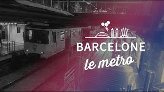 🇪🇸 VISITER BARCELONE : TOUT SUR LE MÉTRO !