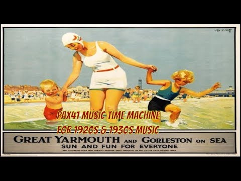 Music That Kids Of The 1930s Would Have Listened To  @Pax41