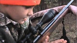 Kidd Nasty First Buck Missouri Youth Rifle Hunt 2010