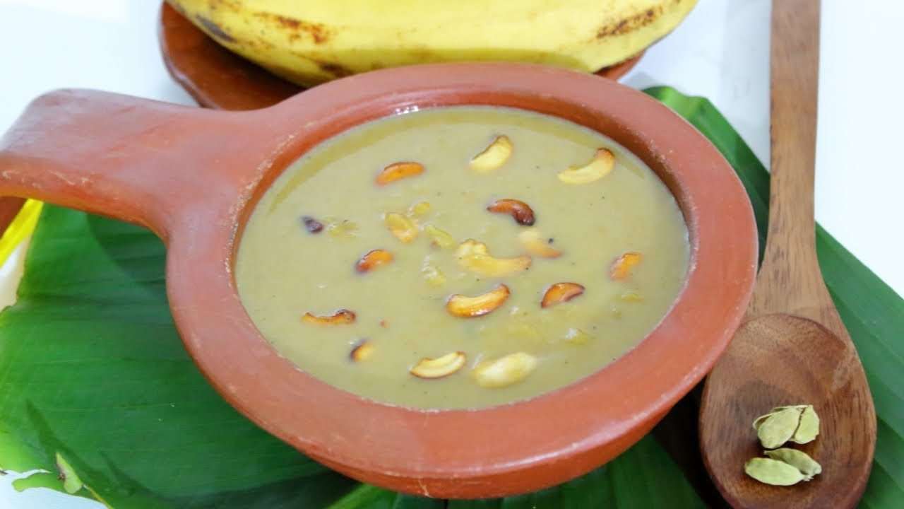 Image result for banana payasam
