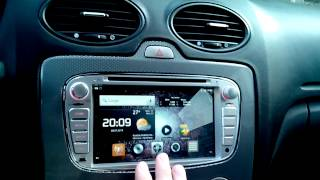 Магнитола на Android в штатное место Ford Focus 2(, 2013-07-08T17:08:06.000Z)