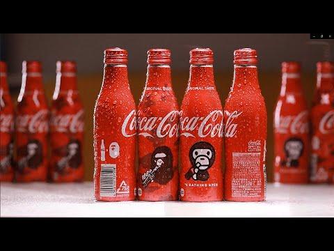 BAPE x Coca-Cola | BaThuong CheoNoi