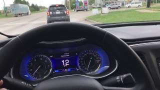 2015 chrysler 200 driving/ walk around