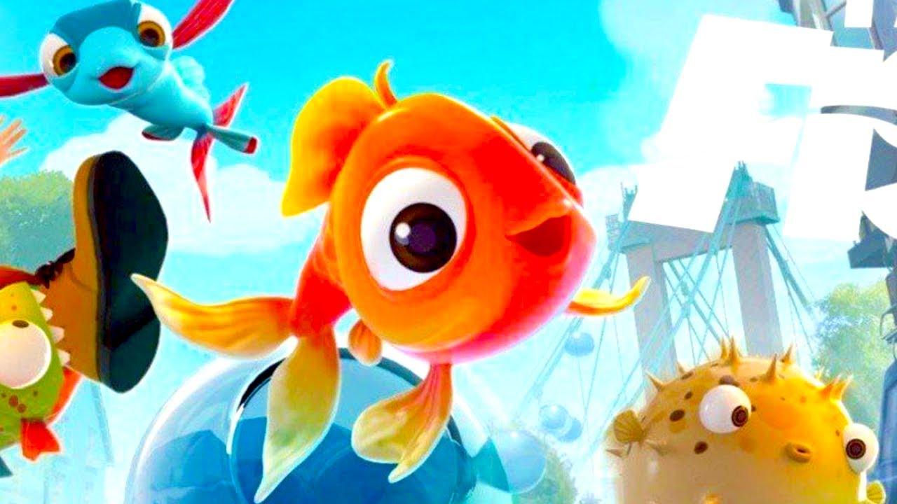 俺は魚だよ。