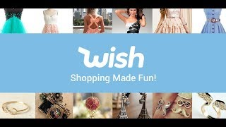 Wish.com || South Africa 🇿🇦  || Online Shopping Store  || Review || September || 2017