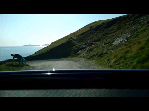 Driving Around Dun Chaoin 06 09 2015