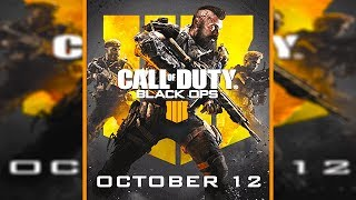 BO4 Multiplayer Gameplay Today + LEAKED Box Art (Black Ops 4) | Chaos
