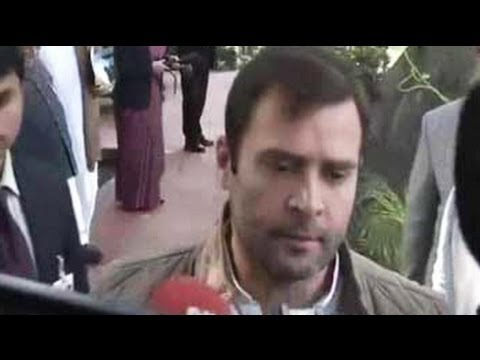 Don't appreciate such language: Rahul Gandhi on Salman Khurshid's 'Modi impotent' remarks