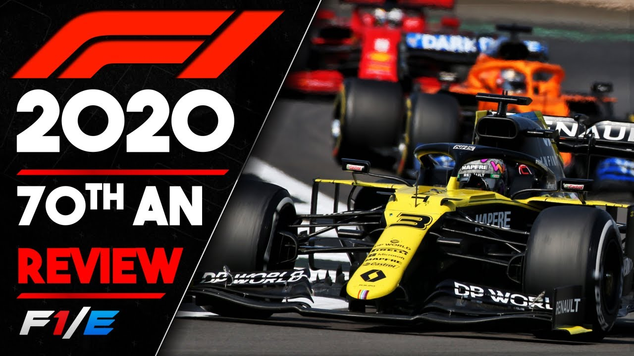 70th Anniversary Grand Prix Race Review F1 2020
