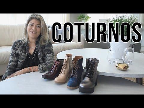 957af0b91 COTURNOS - Moda na Passarela com  Nanda Waibel - YouTube
