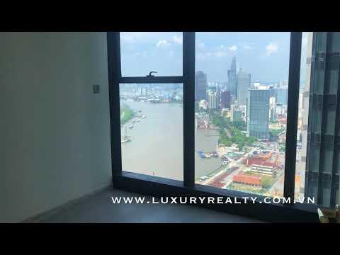 Cho thuê căn hộ Vinhomes Golden River - tòa Aqua 1 2 phòng ngủ