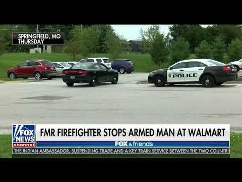 Handgun Carry Permit Holder stops threat suspect at Missouri