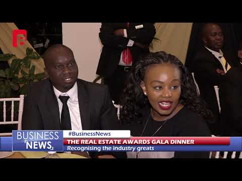 THE REAL ESTATE AWARDS GALA DINNER BUSINESS NEWS 26th Nov 2018