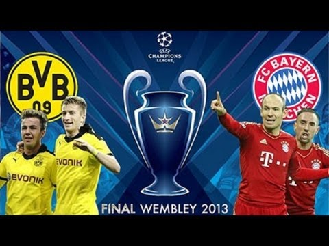 UEFA Champions League Final 2013 - Borussia Dortmund vs. FC