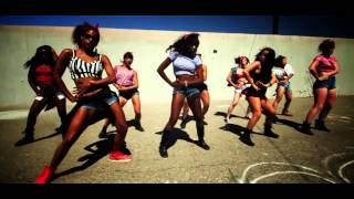 M.I.A. Ft. Missy Elliott & Rye Rye - Bad Girls Choreography by: Hollywood